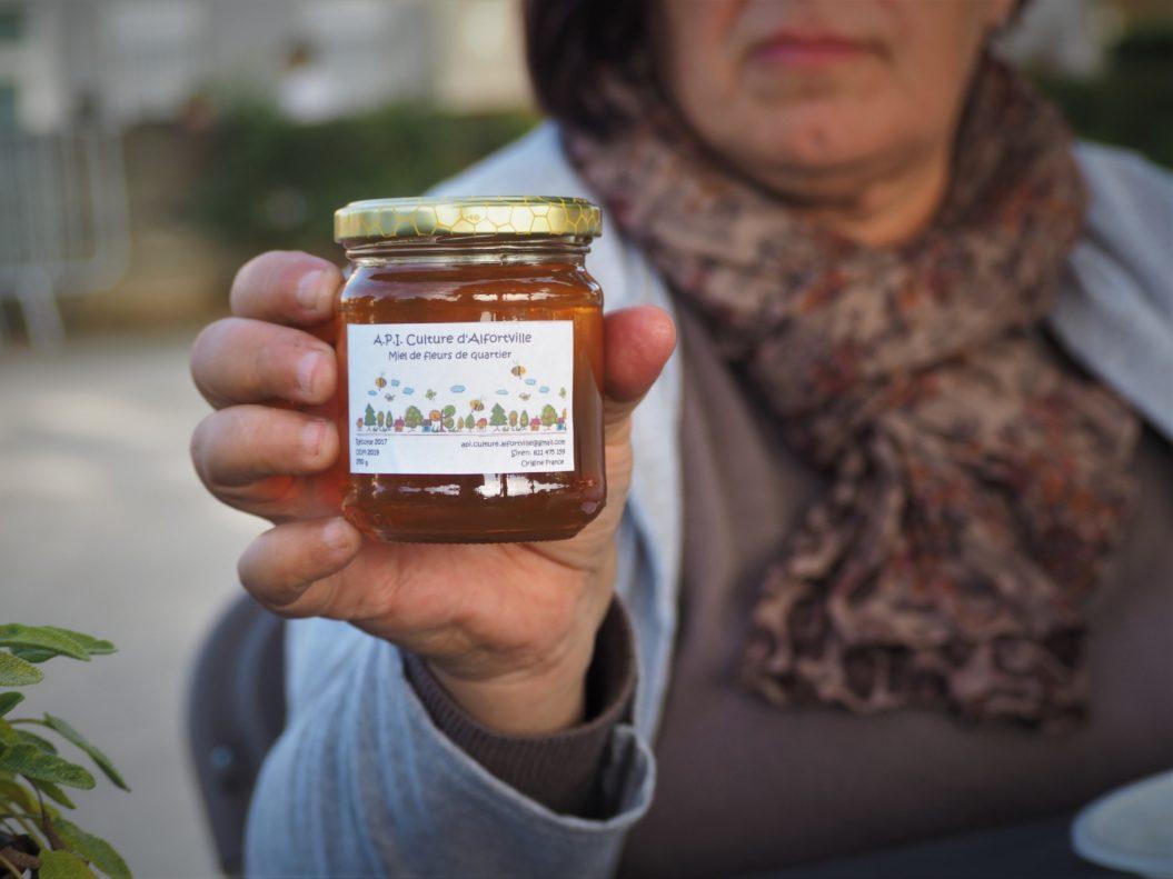 Alfortville miel production locale A P I Culture