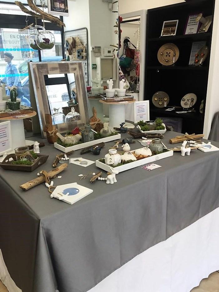 La Boutique éphémère Alfortville CILKEY Bijoux artisanaux et décoration