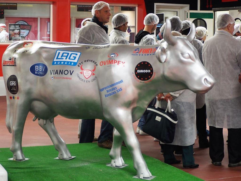 MIN Rungis Marché International de la viande
