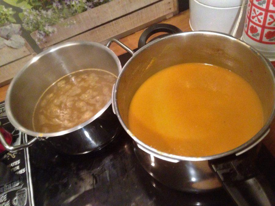 Alfortville, soupe et repas chaud pour les SDF