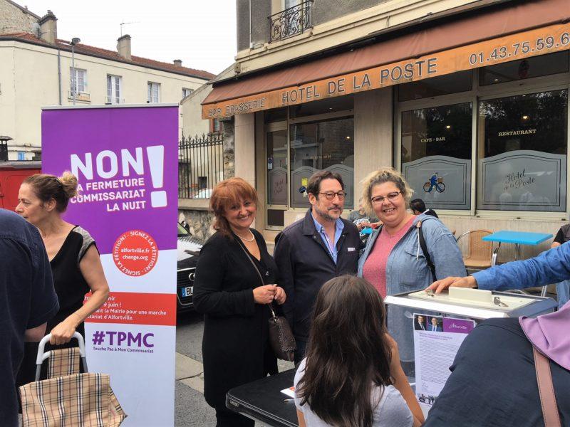 Fermeture bureau de vote maisons alfort le parisien actualités
