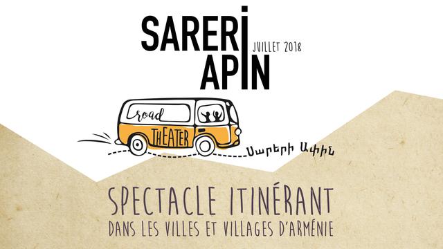 Spectacle Sareri Apin Spectacle itinerant en Arménie et représentation unique à Alfortville