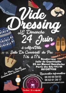 Vide dressing Alfortville Dimanche 24 juin 2018