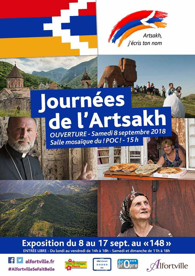 Les Journées de l'Artsakh Rentrée culturelle Alfortville
