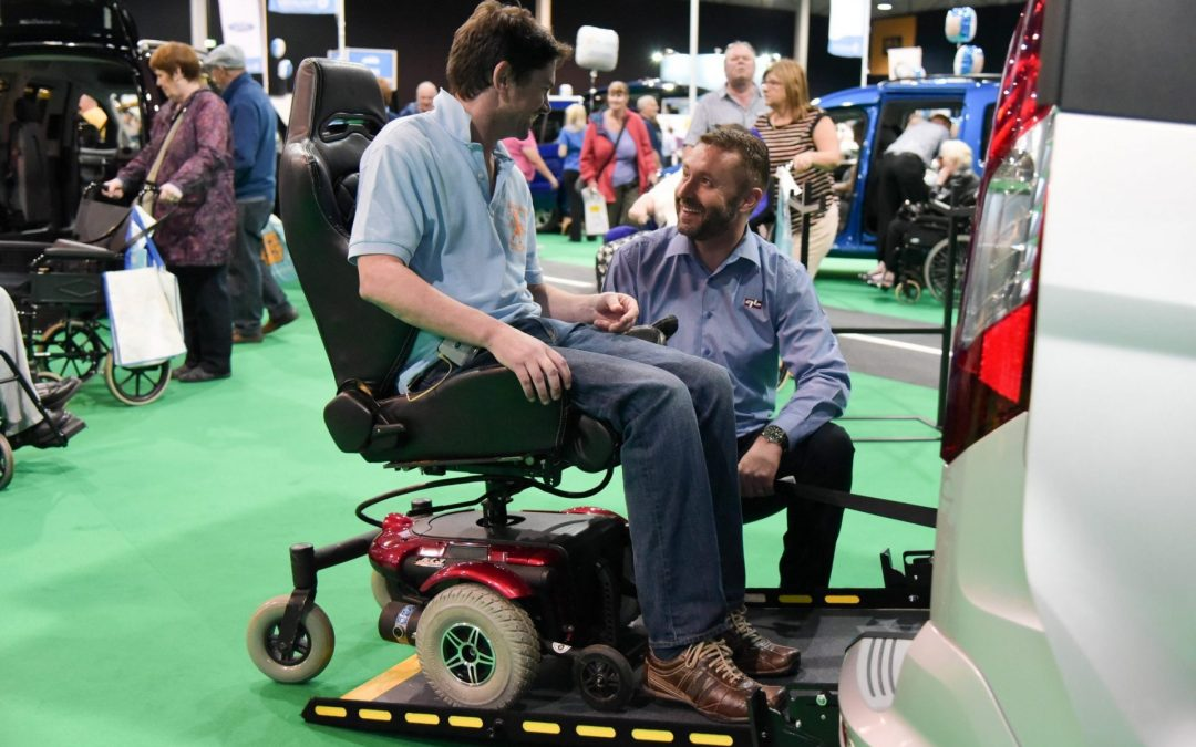 Motability Events in 2020