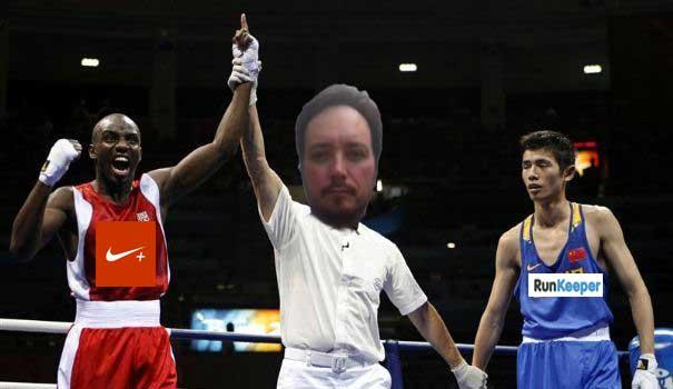 Nike+ versus RunKeeper Ultimate Smackdown