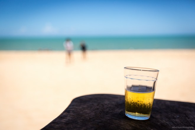 Sol, Praia e Cerveja Gelada