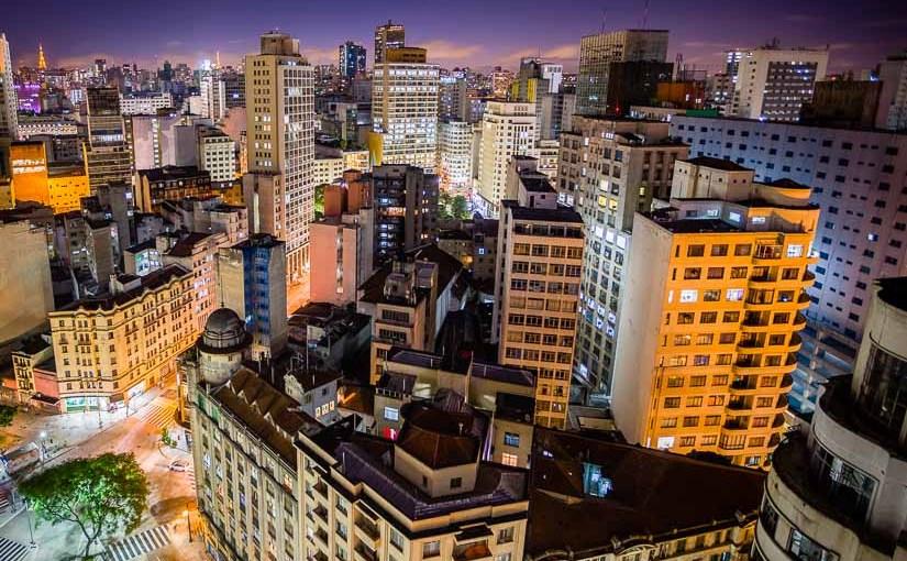 São Paulo 462 III