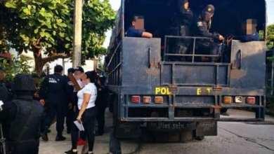 Photo of 100 policías detenidos en Chiapas por cohecho, homicidio calificado y tortura