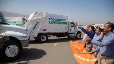 Photo of Inauguran 6 rutas de recolección de basura en La Presa Este