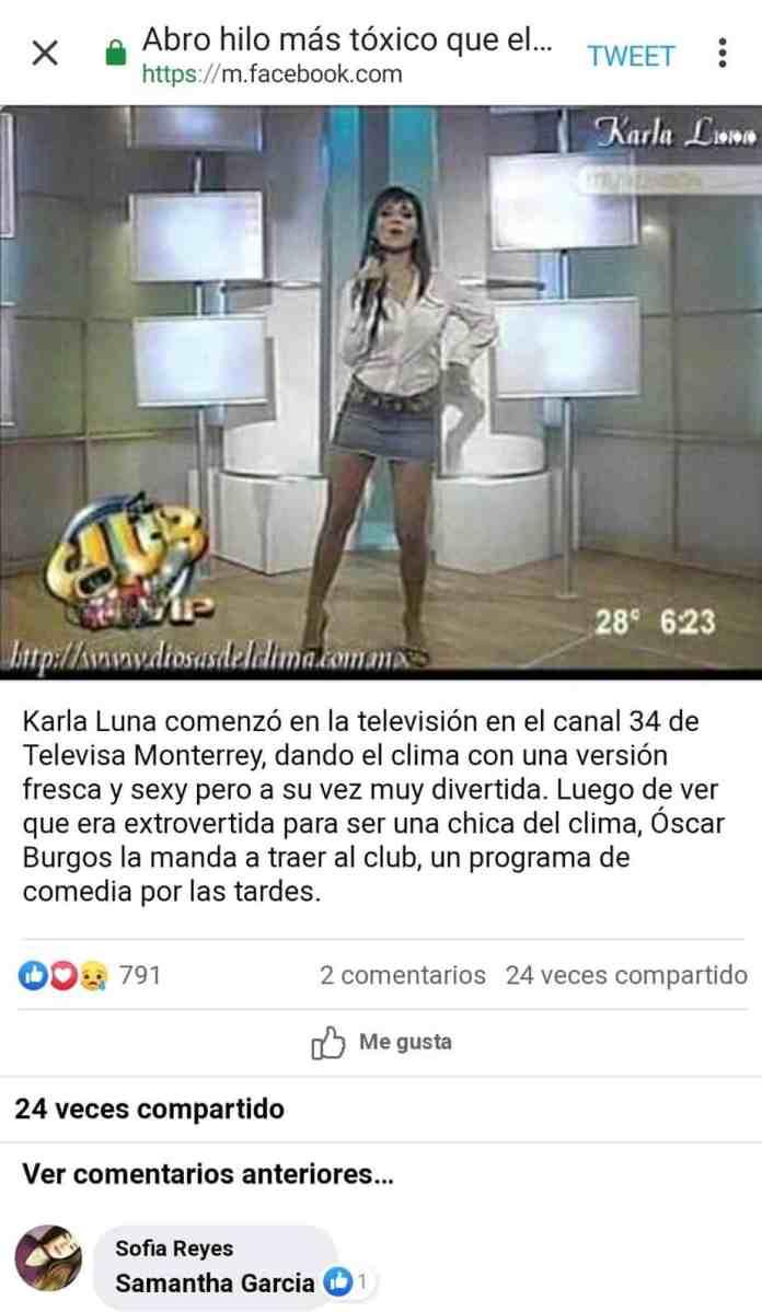 Karla Luna Las Lavanderas