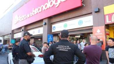 Photo of Por piratería cae FGR a vendedores de Plaza de la Tecnología