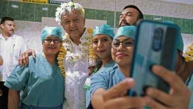 Photo of Aumentarán 40 mil mdp los recursos para sector salud en 2020