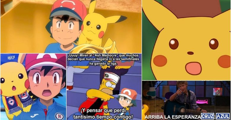 Liga Pokémon genera memes