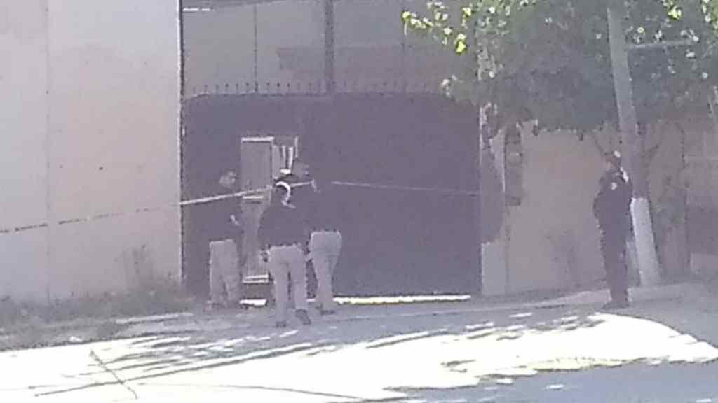 Casa de seguridad de policías secuestradores es cateada