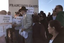 Photo of Protestan, otra vez, contra albergue migrante