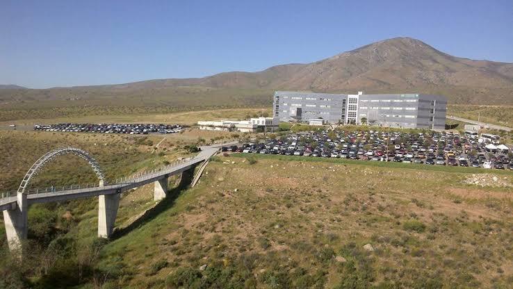 Asalto en instalaciones de UABC Valle de las Palmas