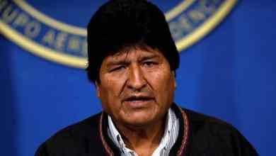Photo of Evo Morales acusado a por terrorismo; piden su arresto