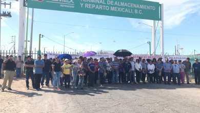 Photo of Trabajadores jubilados bloquean almacén de Pemex