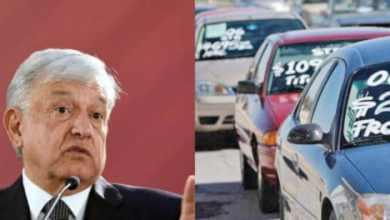 Photo of Legalización de autos chocolate sería por decreto de AMLO