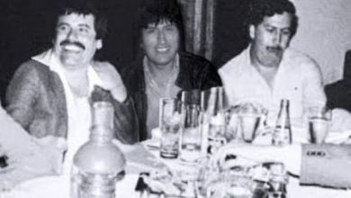 "Photo of ¿Es real la foto de Evo Morales junto a ""El Chapo"" y Pablo Escobar?"