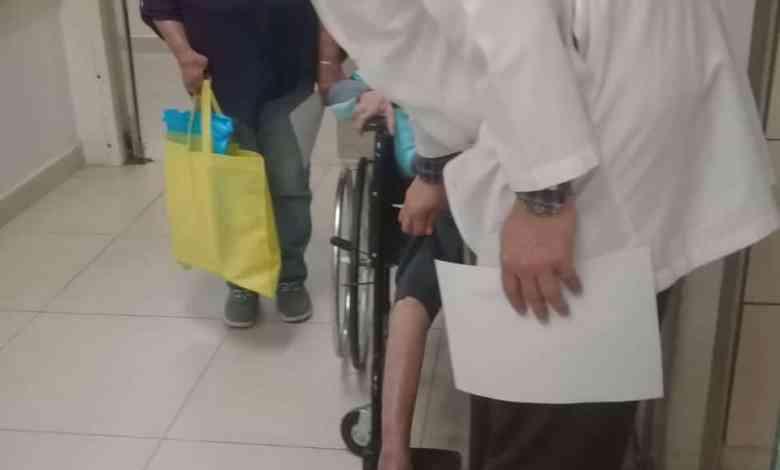 hospital general atiende paciente gangrena Silvia Arroyo