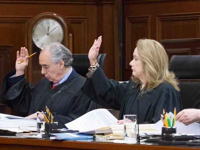 ley bonilla suprema corte de justicia