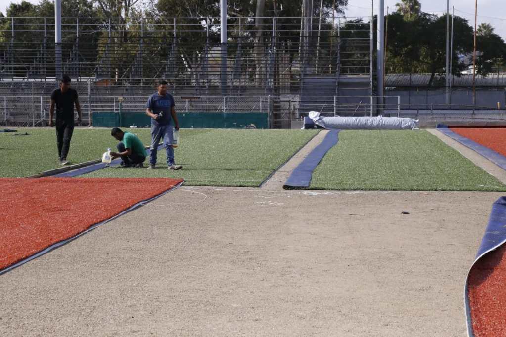 Canchas beisbol centro