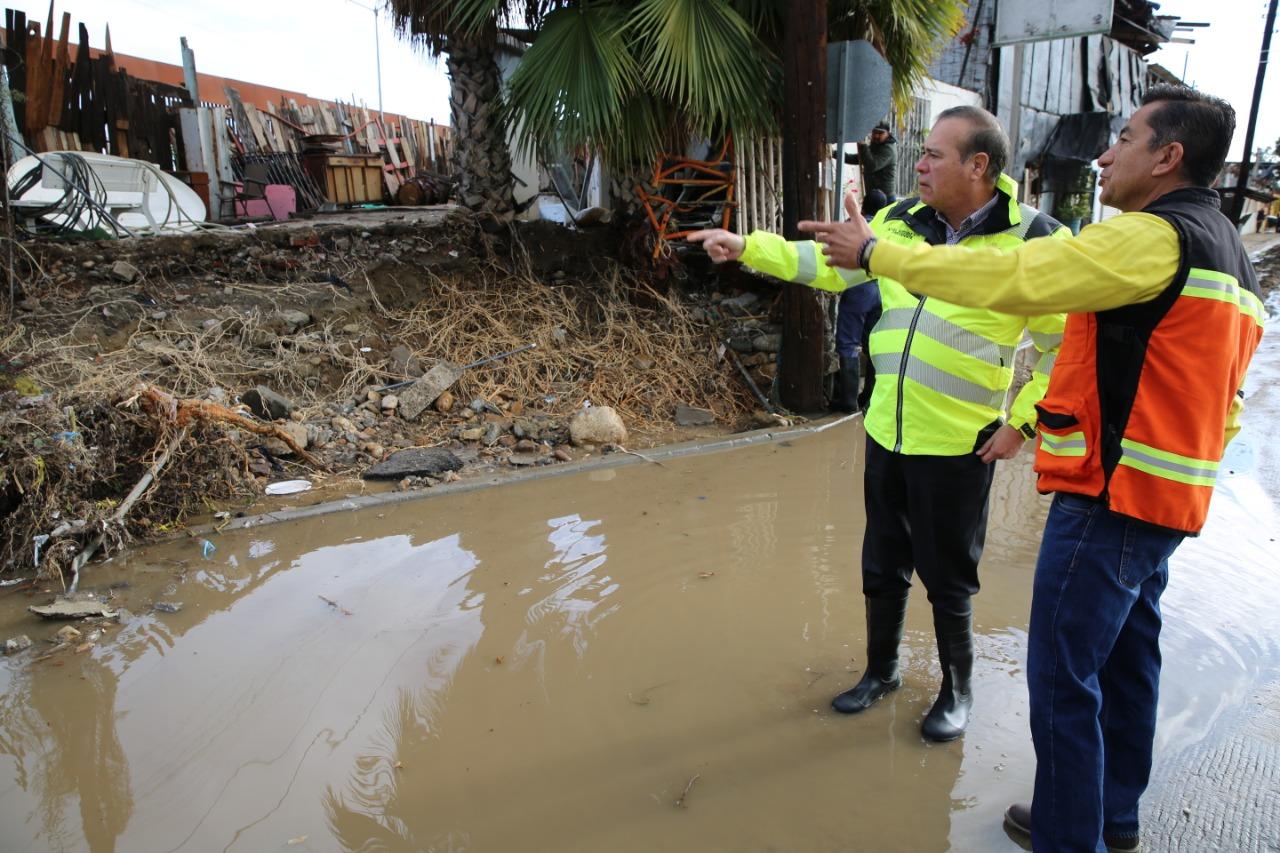 Ayuntamiento agiliza labores de limpieza en Cañón del Matadero
