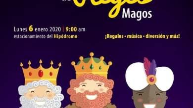 Photo of Caliente invita a su tradicional festejo de Reyes Magos