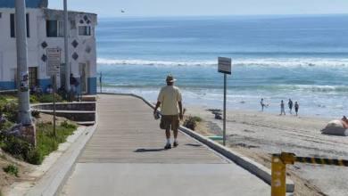 Photo of Identifican a hombre asesinado en andador turístico de Playas de Tijuana