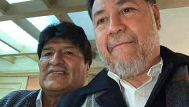 Photo of Pide Noroña dar 159 mil mensuales a Evo Morales