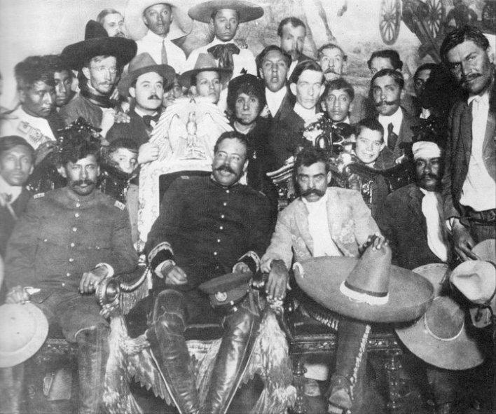 La historia tiene una versión de Zapata sobre su sexualidad porfirio diaz
