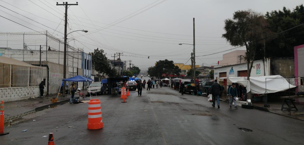 Continúan operativos de inspección a comercios ambulantes