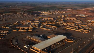 Photo of Atacan con misiles una base aérea en Irak que alberga tropas de EU