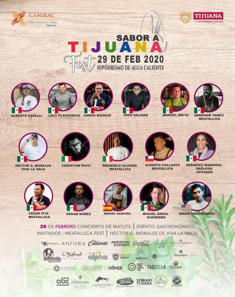 Sabor a Tijuana: Llega el evento gastronómico más importante del año