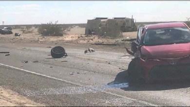 Photo of Mal rebase a camión provoca dantesco accidente