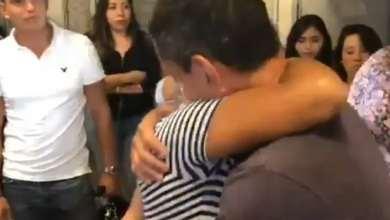 Photo of Rescatan al periodista secuestrado Adrián Fernández
