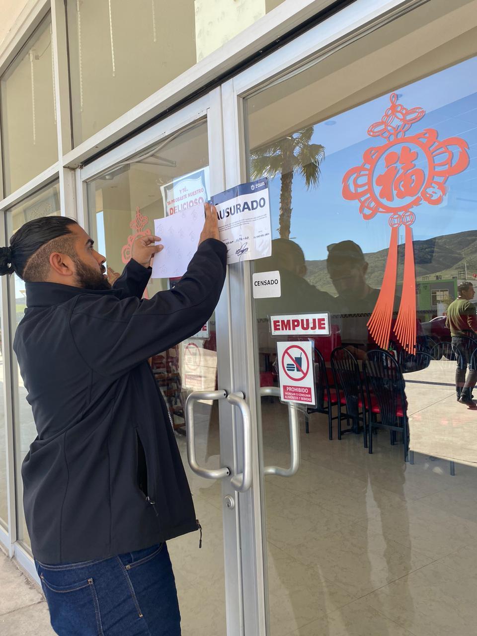 Clausuran otro restaurante de Comida China en Tijuana