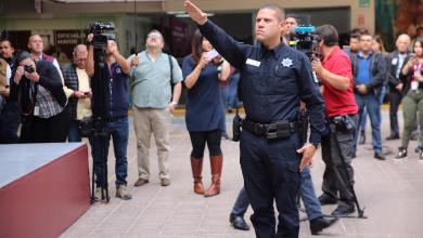 Esparza Trujillo rinde protesta como director de Policía de Tijuana