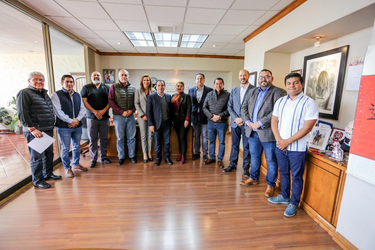Sector empresarial respalda refinanciamiento de deuda en Mexicali