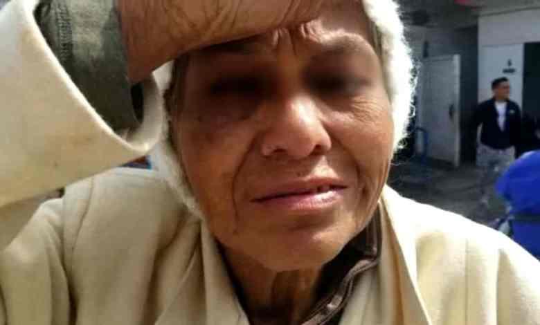 Abuelita implora a sus hijos que la saquen del asilo en Tijuana