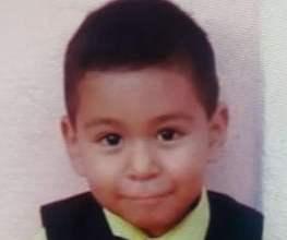 Photo of Abraham de 5 años está desaparecido
