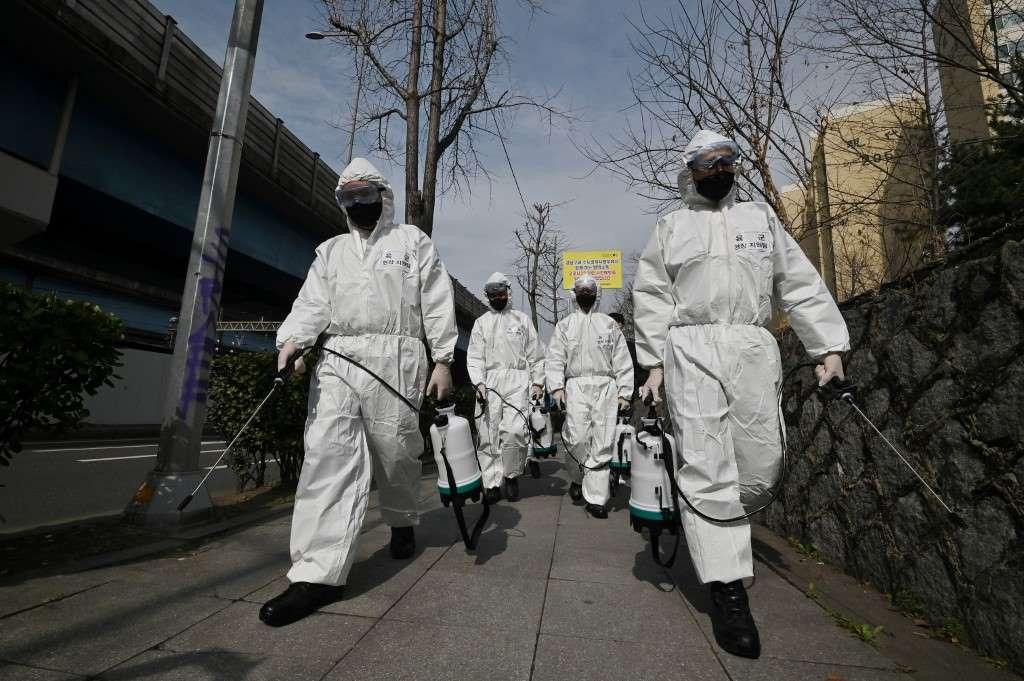 Más de medio millón de casos de coronavirus declarados en el mundo