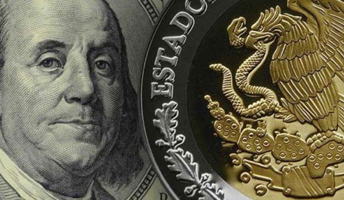 Tras informe de AMLO, dólar estremece al peso; llega a los 25.31 pesos