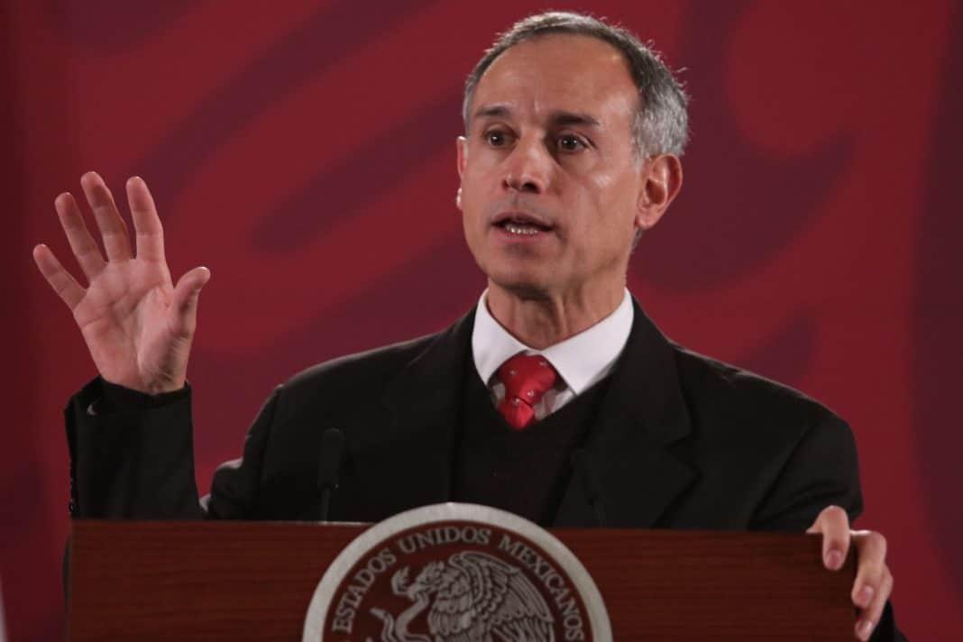 López-Gatell da fuerte estimado de muertes por Covid-19 en México
