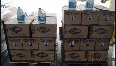 Photo of Ahora el contrabando de México a EU es de cloro, pinol y jabón