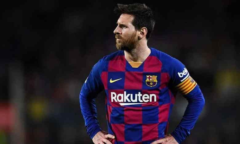 Messi dona un millón de euros para lucha contra el coronavirus