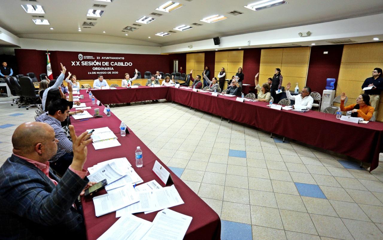 Mexicali aprueba descuentos en impuestos para apoyar la economía de los cachanillas