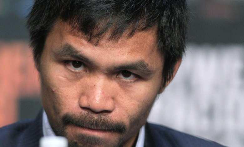 'No temo morir': Manny Pacquiao quien apoya en pandemia por coronavirus